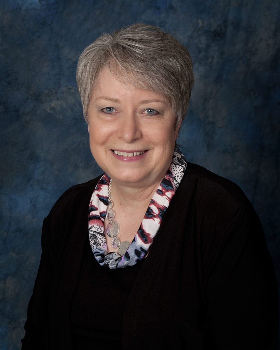 Janet Saddler, Secretary